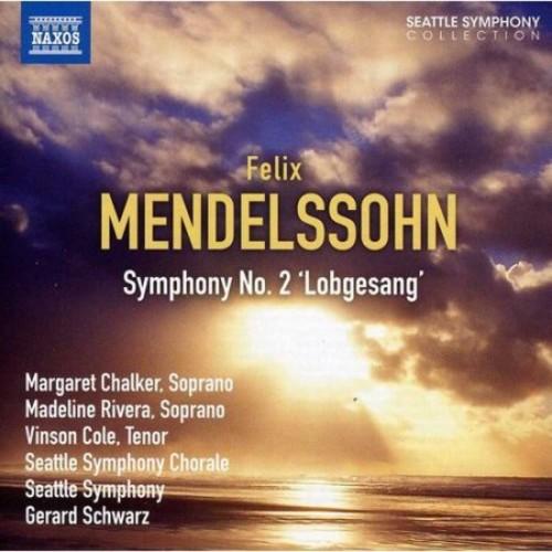 Mendelssohn: Symphony No. 2 [CD]