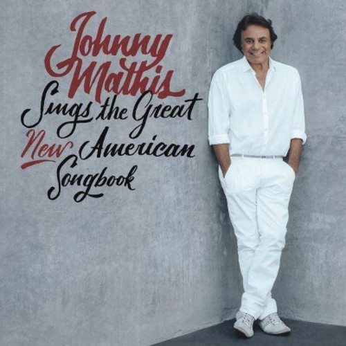 Johnny Mathis - Johnny Mathis Sings The Great New Ame (CD)
