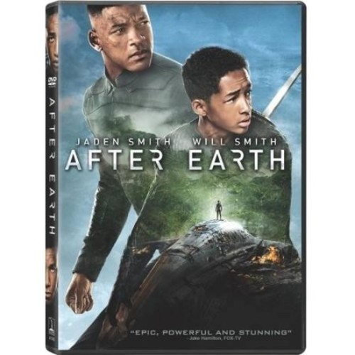 SONY PICTURES HOME ENT After Earth (DVD)