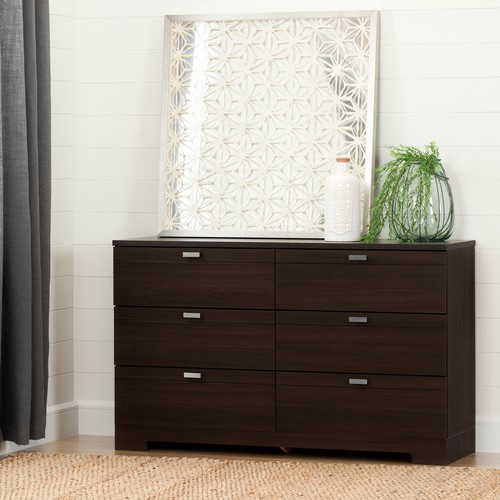 South Shore Reevo 6-Drawer Double Dresser