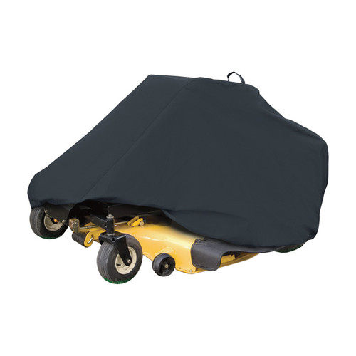 Classic Accessories Zero-Turn Mower Cover  Fits Mowers with Decks up to 50in.W,