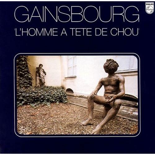 L' Homme  Tte de Chou [CD]