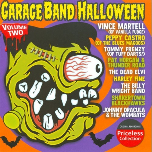 Garage Band Halloween, Vol. 2 [CD]