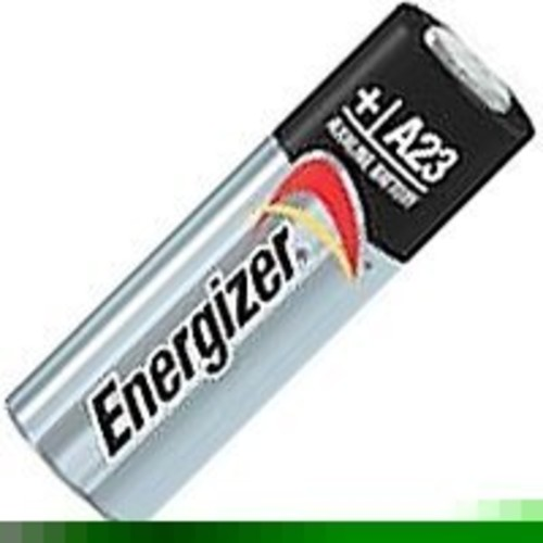 Energizer Miniature Alkaline Watch/Electronic Battery A23bpz-2, 2-Count [Pack of 2]