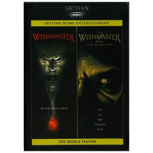 Wishmaster / Wishmaster 2: Evil Never Dies