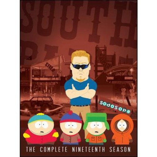 South Park - The Complete 19th Season (DVD)