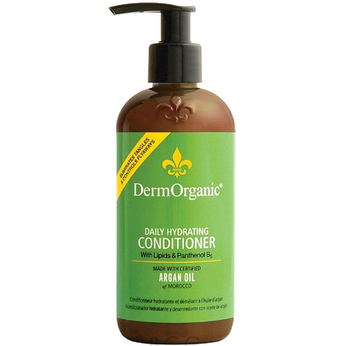Daily Hydrating Conditioner by DermOrganic for Unisex, 10.1 oz
