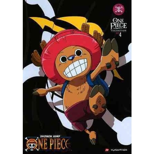 One Piece: Collection Four (DVD)
