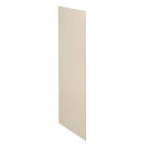 Home Decorators Collection Bronze Glaze Assembled 23.25x18x0.1875 in. Wall Kitchen Skin End Panel