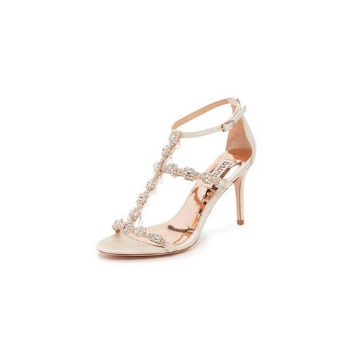 Cascade T Strap Sandals