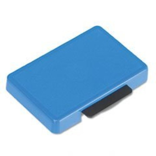 US Stamp P5440BL T5440 Dater Replacement Ink Pad 1-1/8w x 2d Blue