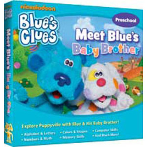 Nova Development Blue's Clues : Meet Blue's Baby Brother