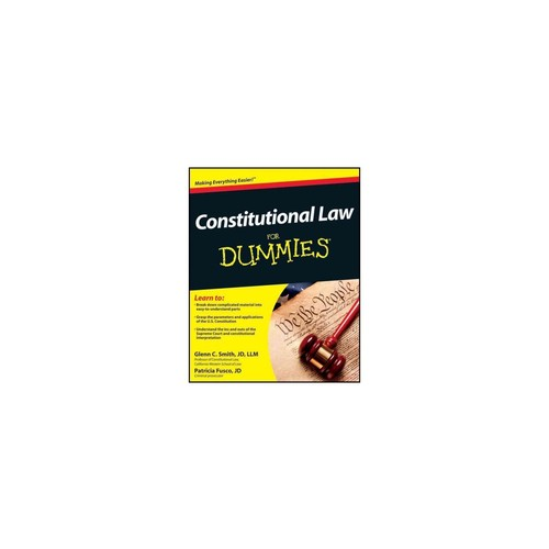 Constitutional Law for Dummies For Dummies