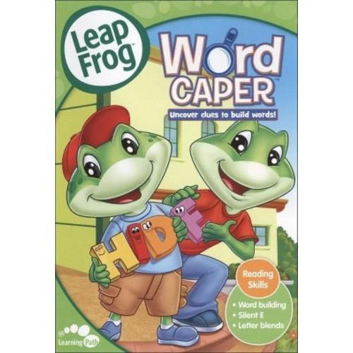 Leapfrog: Word Caper (DVD) [Leapfrog: Word Caper DVD]