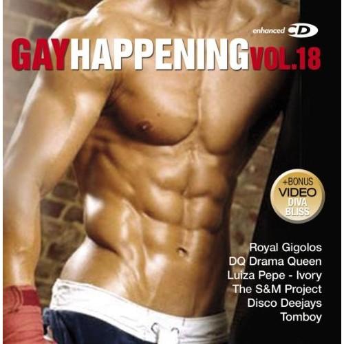 Gay Happening Vol. 18