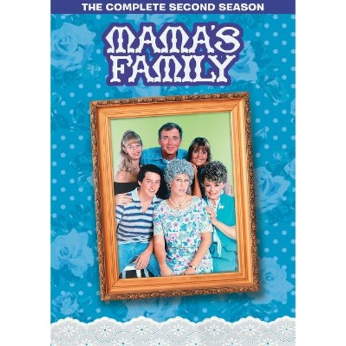 Mama's Family: The Complete Second Season [4 Discs] [DVD]