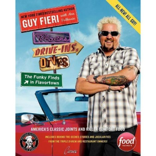 Diners, Drive-ins and Dives: An All-American Road Trip+ Recipes!