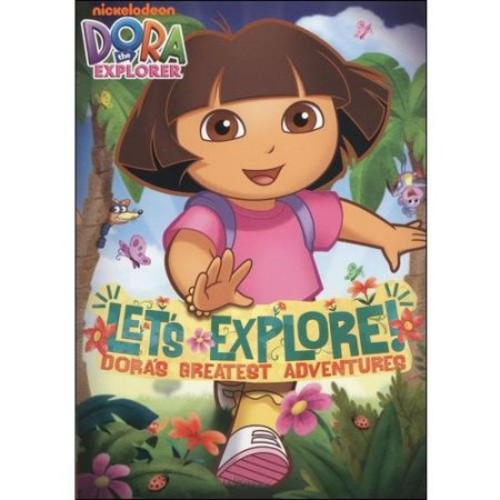 Dora the Explorer: Let's Explore! Dora's Greatest Adventures [DVD]