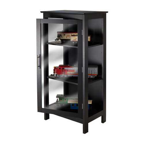 Winsome Poppy Display Cabinet