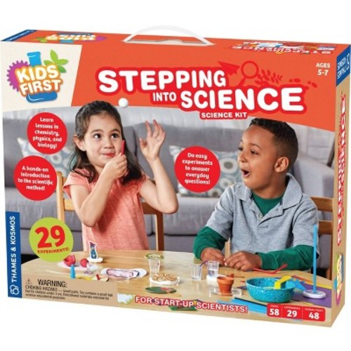 Thames & Kosmos - Stepping Into Science Kit - Multi