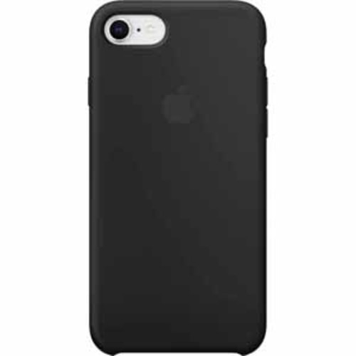Apple Silicone Case for iPhone 8/7 - Black