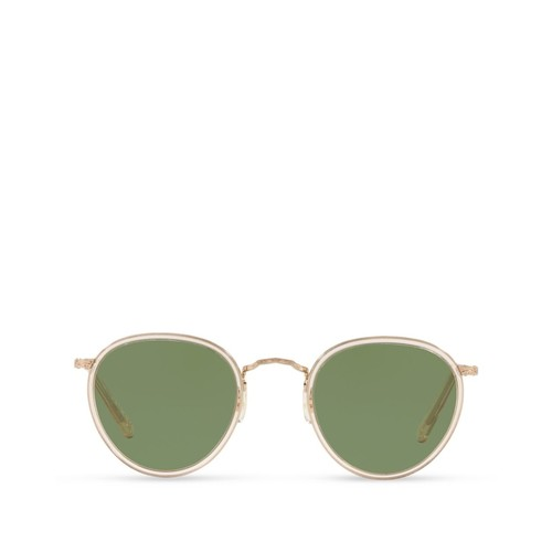 OLIVER PEOPLES Mp-2 Round Sunglasses, 48Mm