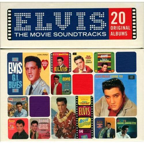 The Movie Soundtracks: 20 Original Albums [CD]