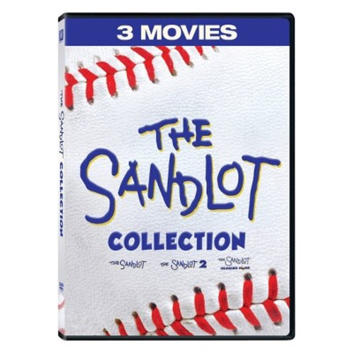 Sandlot Triple Feature (DVD)