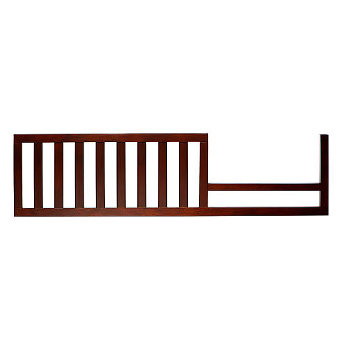 Evolur Convertible Crib Toddler Guard Rail - Antique Grey