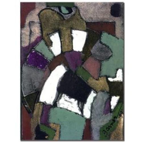 Trademark Fine Art 18 in. x 24 in. The Merry Go Round Canvas Art