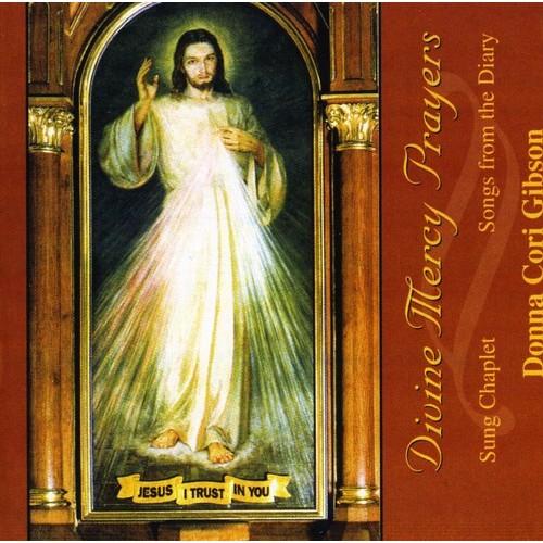 Divine Mercy Prayers [CD]