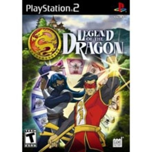 American Game Factory Legend of the Dragon
