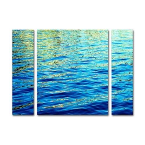 Trademark Fine Art ''Ripples'' by Ariane Moshayedi 24