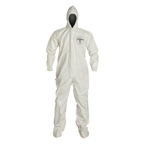 DUPONT Tyvek Chemical Resistant Coverall