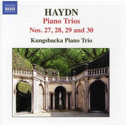 Haydn: Piano Trios Nos. 27-30 [CD]