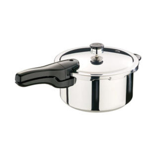 Presto 01341 Stainless Steel Pressure Cooker, 4 Quart
