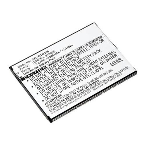 Dantona 3.8V 3200mAh Battery for Samsung Galaxy Mega Series Cellular Phone