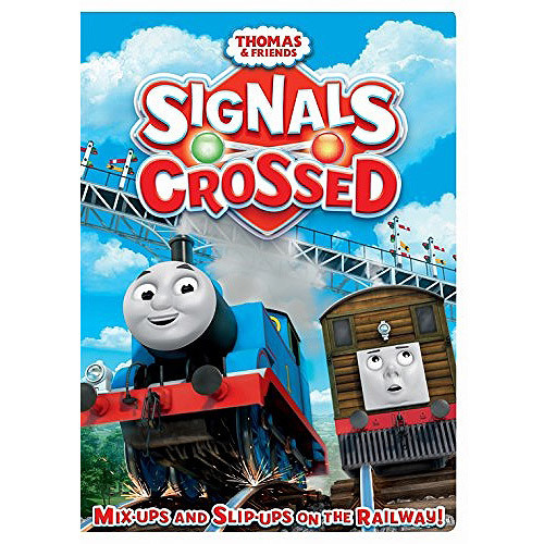 Thomas & Friends: Signals Crossed (DVD)