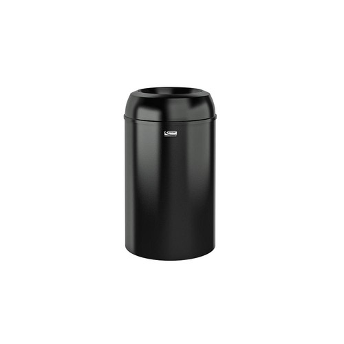 Suncast Commercial 30 Gal. Indoor Metal Touchless Trash Can