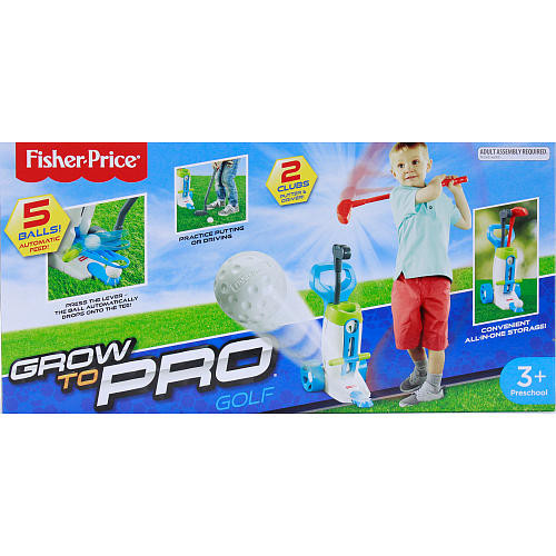 Fisher-Price Grow To Pro Golf