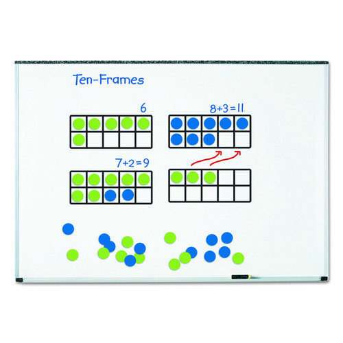 Learning Resources Ten Frame - 45 Pieces