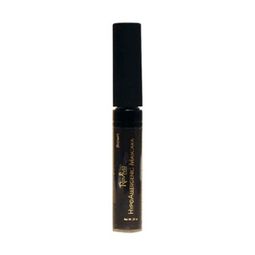 Reviva Labs Liquid Mascara, Brown, 0.25 Oz