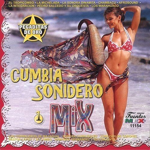 Cumbia Sonidero Mix, Vol. 1: Pegaditas de Oro [CD]