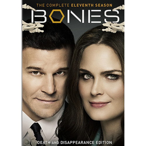 Bones: The Complete Eleventh Season (Widescreen)
