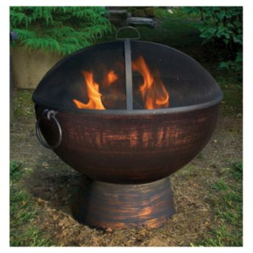 Good Directions Steel Charcoal Fire pit