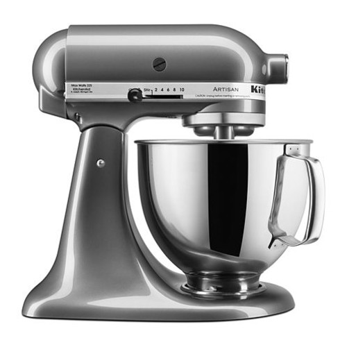 KitchenAid Artisan Series 5 Quart Tilt-Head Stand Mixer KSM150PSPM