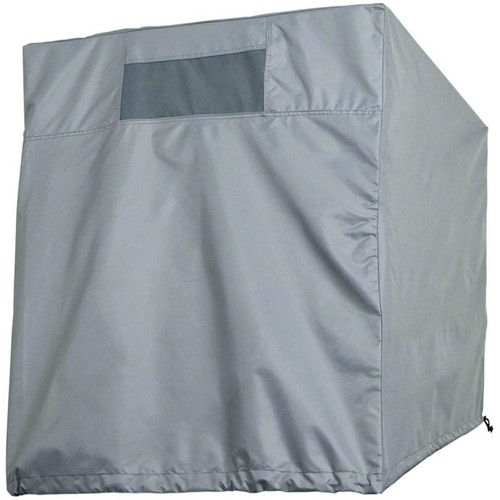 Classic Accessories Down Draft Evaporative Cooler Cover  Gray, Fits 42in.W x 47in.D x 28in.H Coolers,