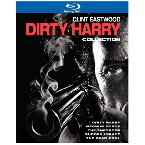 The Dirty Harry Collection [Collector's Edition] [5 Discs] [Blu-ray]
