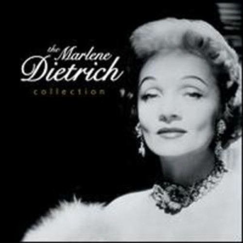Marlene Dietrich [Signature] By Marlene Dietrich (Audio CD)