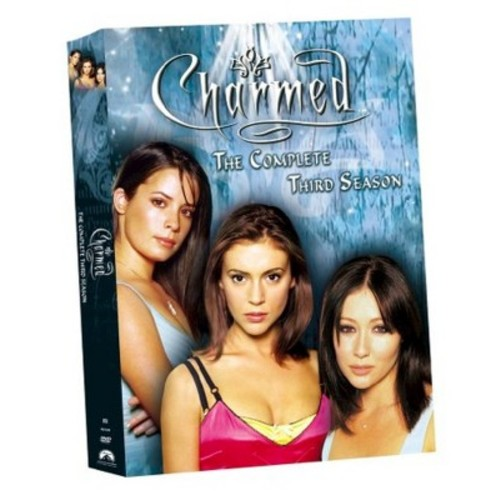 Charmed: The Complete Third Season (6 Discs) (dvd_video)